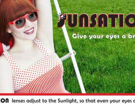 #30 for Design an Advertisement for Sunsation Lenses by sarasimo