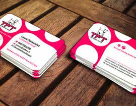ezesol tarafından Design some Business Cards for a dog training business için no 55