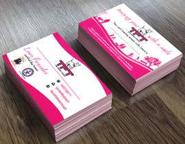 GeorgeDobrin tarafından Design some Business Cards for a dog training business için no 99