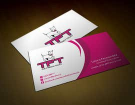 tahira11 tarafından Design some Business Cards for a dog training business için no 105