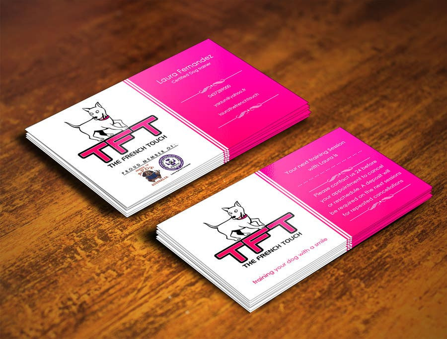 Entry #33 by pointlesspixels for Design some Business Cards for a ...