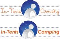 Logo Design for In-Tents Camping için Graphic Design37 No.lu Yarışma Girdisi