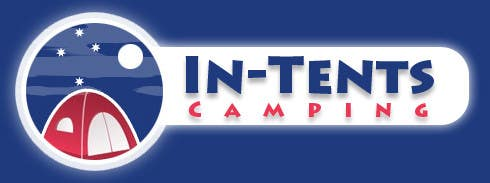 Proposition n°                                        11                                      du concours                                         Logo Design for In-Tents Camping