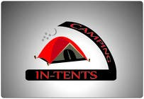 Proposition n° 107 du concours Graphic Design pour Logo Design for In-Tents Camping