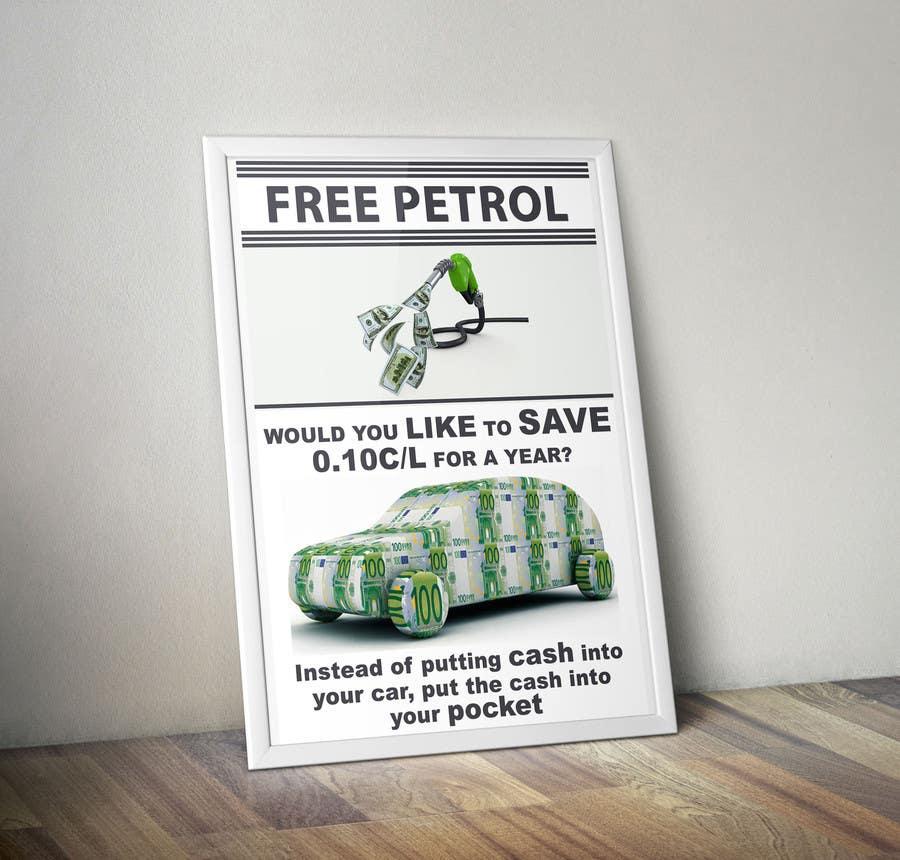 #7 for Free Petrol by designerdesk26