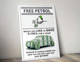 nº 7 pour Free Petrol par designerdesk26