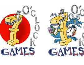 Nro 7 kilpailuun Illustration / Logo for Card Game Company käyttäjältä Tzologeist