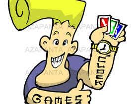 Nro 13 kilpailuun Illustration / Logo for Card Game Company käyttäjältä AZapanta