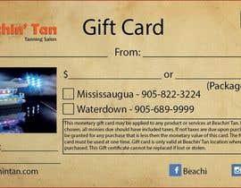 #1 for Design a Gift card by traviskunze