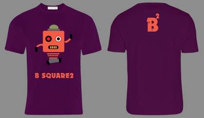 #19 for Fun, Futuristic Robot for B SQUARE2 af akritidas21
