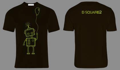 #23 for Fun, Futuristic Robot for B SQUARE2 af akritidas21