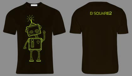 #24 for Fun, Futuristic Robot for B SQUARE2 af akritidas21