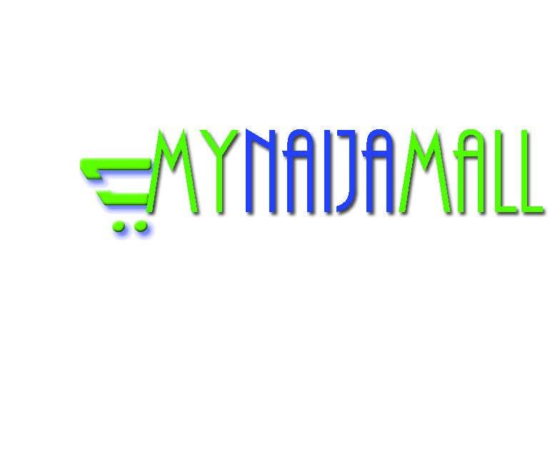 """Inscrição nº 14 do Concurso para Design a Logo for """"MYNAIJAMALL"""""""