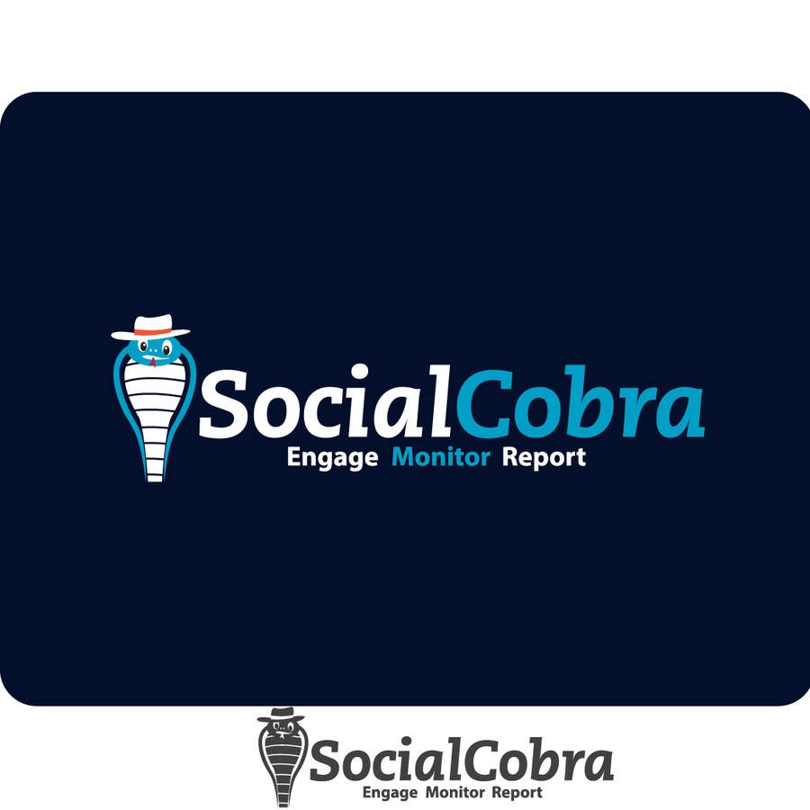 Contest Entry #105 for Design a Logo for Social Cobra