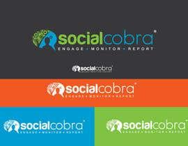 #115 cho Design a Logo for Social Cobra bởi GeorgeOrf
