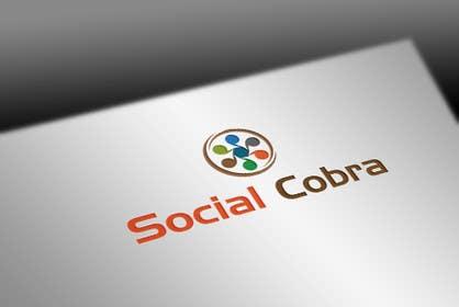 #77 for Design a Logo for Social Cobra by pvcomp