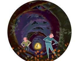 Nro 10 kilpailuun Create Puppeteer and Human Puppets illustration for website käyttäjältä DepartmentS