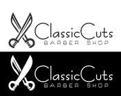 Proposition n° 55 du concours Graphic Design pour Design a Logo for Classic Cuts Barber Shop