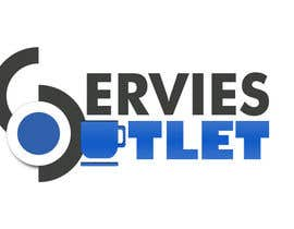 Nro 56 kilpailuun Design a Logo for Porcelain Tableware Outlet Wholesaler käyttäjältä sameer2309