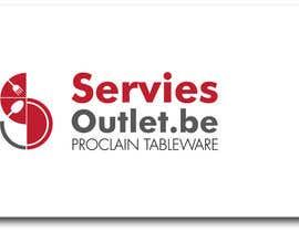 Nro 64 kilpailuun Design a Logo for Porcelain Tableware Outlet Wholesaler käyttäjältä sameer2309