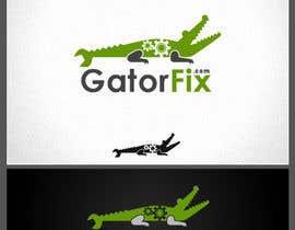 #82 para Mascot for GatorFix por RedLab
