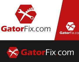 #75 para Mascot for GatorFix por pvcdesigns