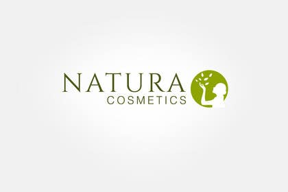 #50 for Logo for a natural cosmetics company by vimoscosa