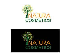 #57 for Logo for a natural cosmetics company af riyutama