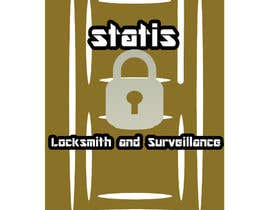 david9thcircle tarafından Design a Logo for Locksmith and Surveillance Co. için no 53
