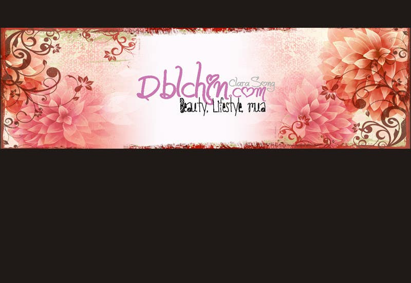 #91 for Design a Banner for my beauty blog by artist4