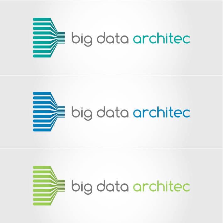 "#239 for Design a Logo for ""Big Data Architect"" by LuisEduarte"