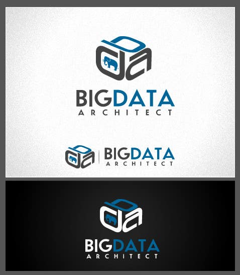"#231 for Design a Logo for ""Big Data Architect"" by RedLab"