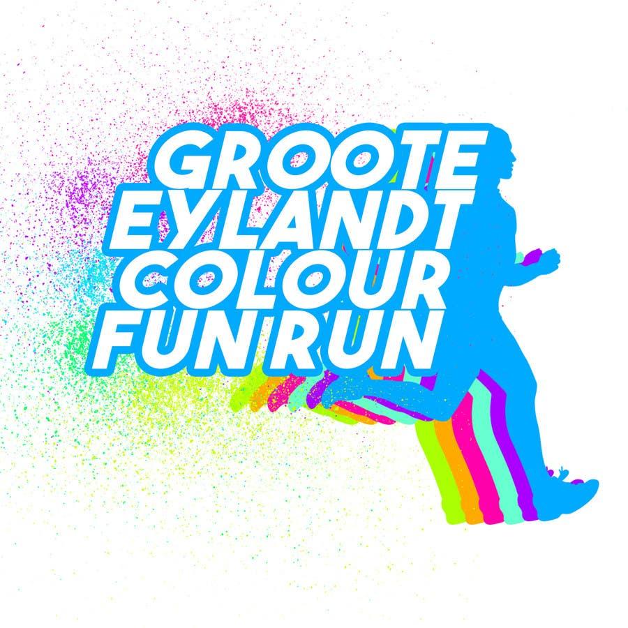 Entry #22 by merlanugas for New Colour Fun Run Logo | Freelancer