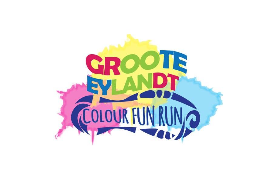Entry 11 By Svaishya1 For New Colour Fun Run Logo Freelancer