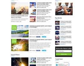 adixsoft tarafından Build a Tech/Future news website için no 6
