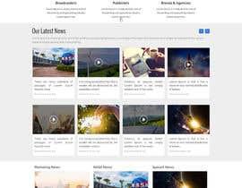 adixsoft tarafından Build a Tech/Future news website için no 27