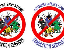 jcaselli tarafından logo for a fumigation company için no 15