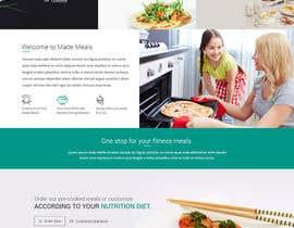 nizagen tarafından Design a website (MadeMeals.nl) için no 58
