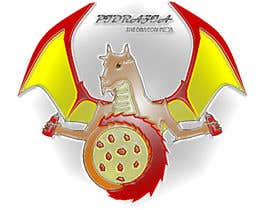 #31 untuk Develop a new logo for Dragon's Pizza oleh krishna2341858