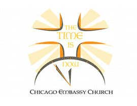 nº 34 pour Graphic Design for Chicago Embassy Church par edgar318