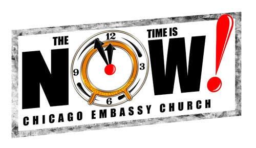 Kilpailutyö #                                        38                                      kilpailussa                                         Graphic Design for Chicago Embassy Church