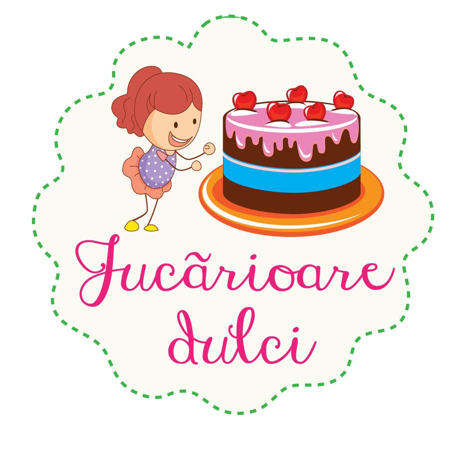 #84 for Design a Logo for cake business by karmenflorea