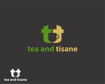 #227 cho Design a Logo for T&T (Tea and Tisane) bởi tedi1