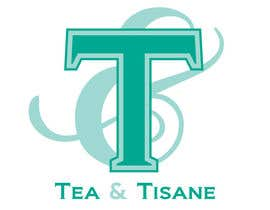 #169 for Design a Logo for T&T (Tea and Tisane) by AmyHarmz