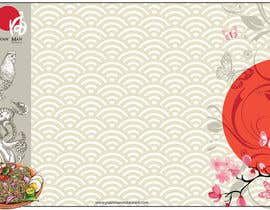 #12 for Graphic design for a A3 paper placemat printing by AlainNL