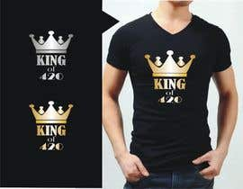 #50 para Design the best logo for Kingof420 por shashank2917