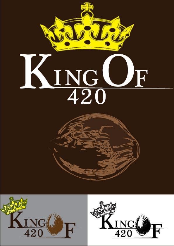 Contest Entry #22 for Design the best logo for Kingof420
