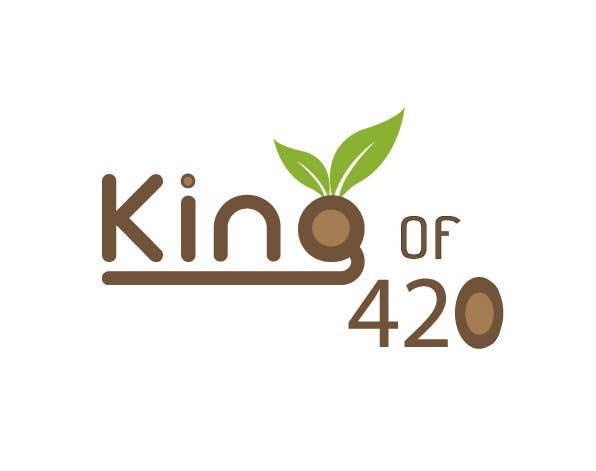 Contest Entry #14 for Design the best logo for Kingof420