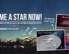 Nro 88 kilpailuun Design a Banner for Star-Registration.com käyttäjältä ClaudiuTrusca