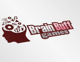 #31 para Design a Logo for Brain Buff Games por MyPrints